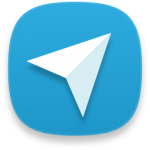 — телеграмма значок