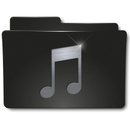Folders Itunes icon