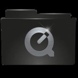 Folders QuickTime icon