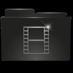 Folders Videos icon