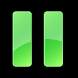 Pause Pressed icon
