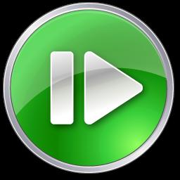 Step Forward Hot icon