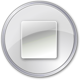 Stop Disabled icon