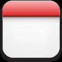 cal blank icon