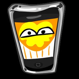 iPhone Happy icon