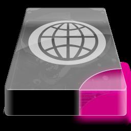 drive 3 pp network webdav icon