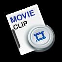 movie cilp icon