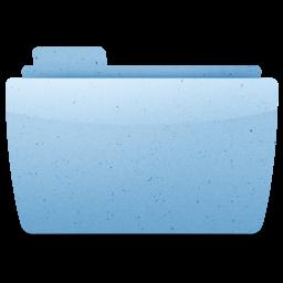 43 Blue icon