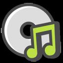 audio cd icon