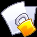 lock file icon