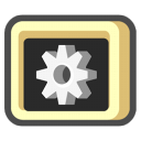 ms dos batch file icon