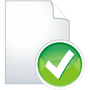 page accept icon