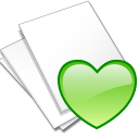 documents white fav icon