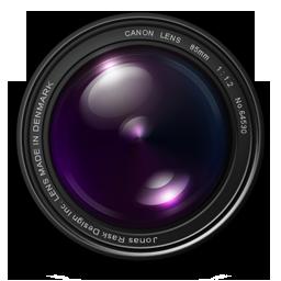 Aperture 3 purple icon