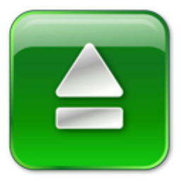Eject Hot icon
