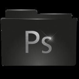 Folders Adobe PS icon