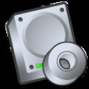 harddrive cdrom icon