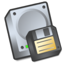 harddrive floppy icon